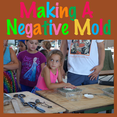 Making a Negative Mold